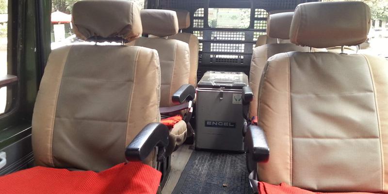 Safari Vehicles - HTT Global Holidays & Incentives Ltd